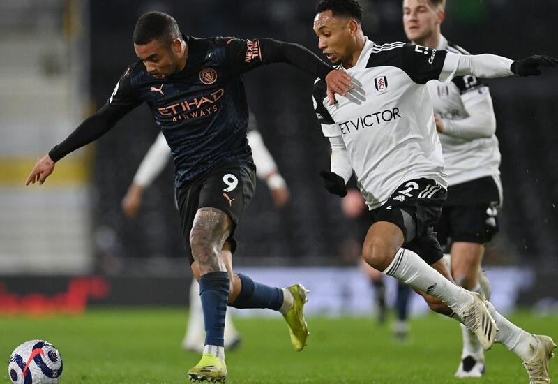 «Манчестер Сити» обыграл «Фулхэм» и упрочил лидерство