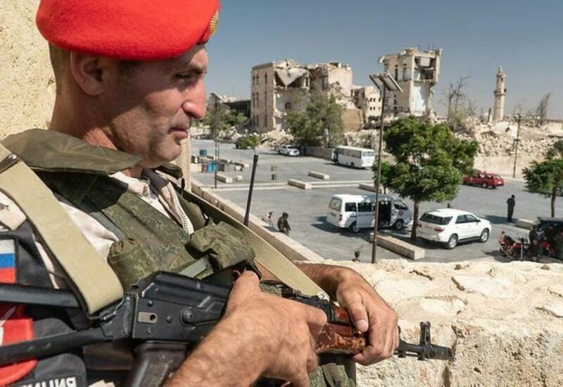 Обнародовано число погибших в Сирии российских военнослужащих