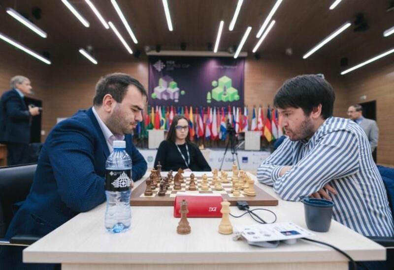Шахрияр Мамедъяров и Теймур Раджабов не прошли в плей-офф Тура чемпионов