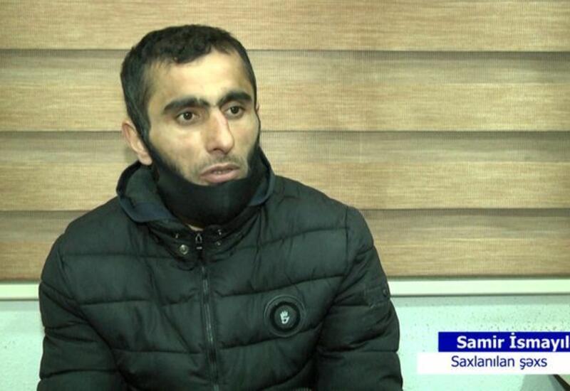 В Баку задержан мужчина, разыскиваемый в Грузии