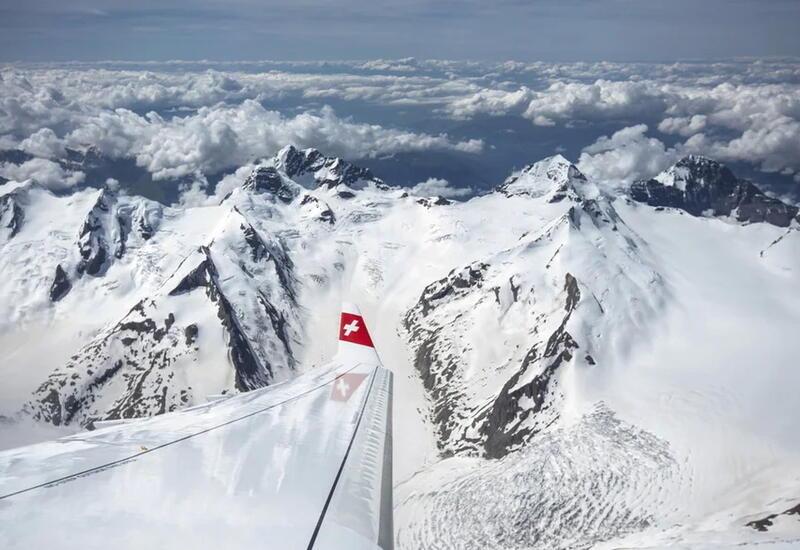 Авиакомпания SWISS: рекордный спад показателей