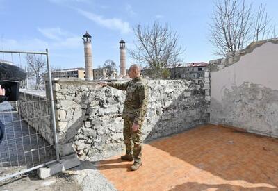 Президент Ильхам Алиев: Пусть круги, защищающие армян, приедут и увидят, что натворили эти варвары