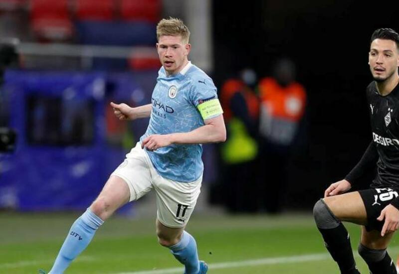 «Манчестер Сити» и «Реал» вышли в четвертьфинал Лиги чемпионов