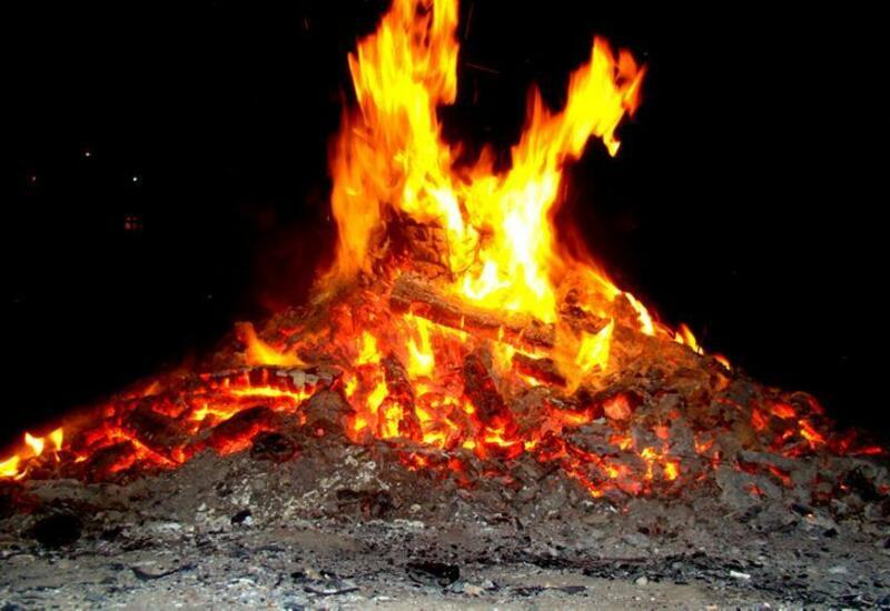 В Иране 8 человек погибли и 900 человек пострадали во время празднования «İlaxır çərşənbə»