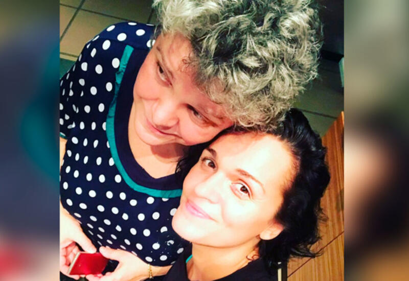У певицы Славы от коронавируса умерла мама