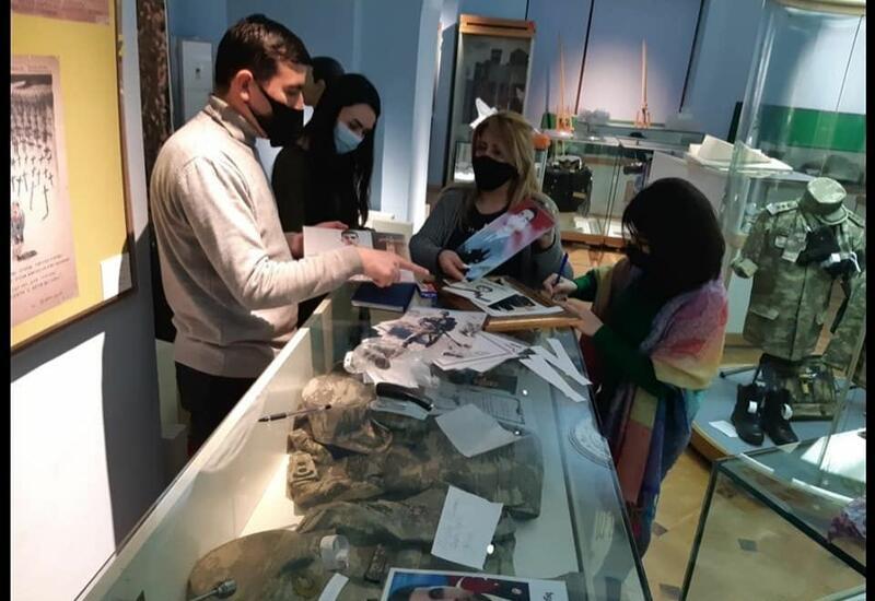 В Музее истории Азербайджана готовят выставку, посвященную 44-дневной Отечественной войне