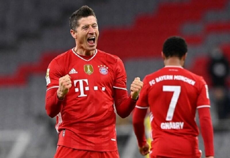 «Бавария» побила рекорд «Барселоны» в Лиге чемпионов