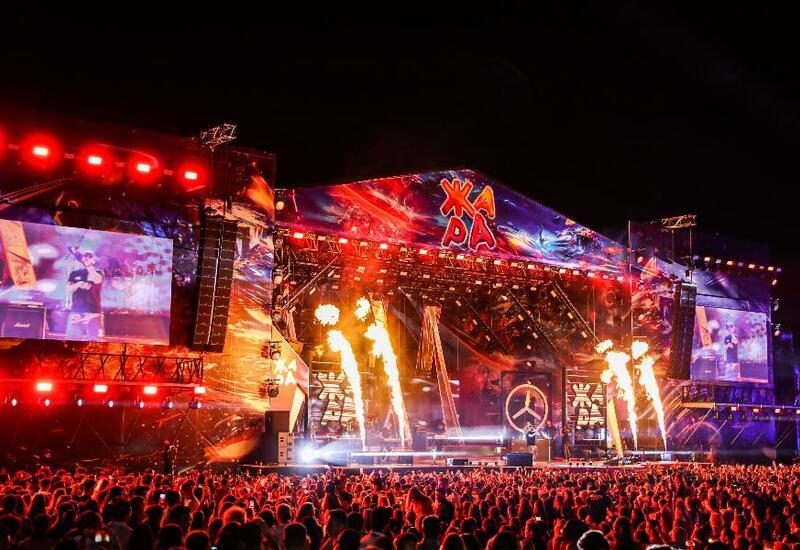 """Фестиваль """"Жара"""" в Баку не состоится и в этом году"""