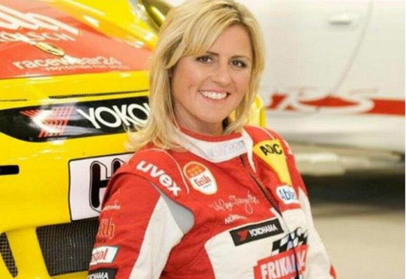 В 51 год умерла автогонщица и экс-ведущая программы Top Gear
