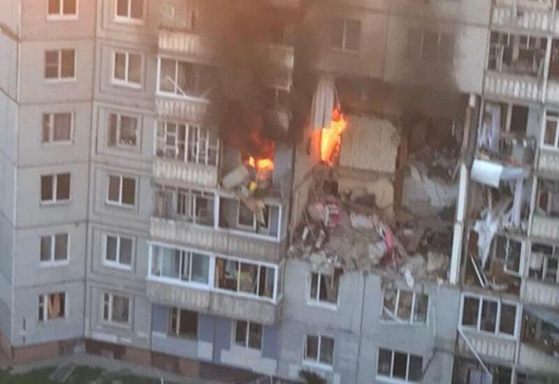 В России произошел взрыв в жилом доме, есть погибший
