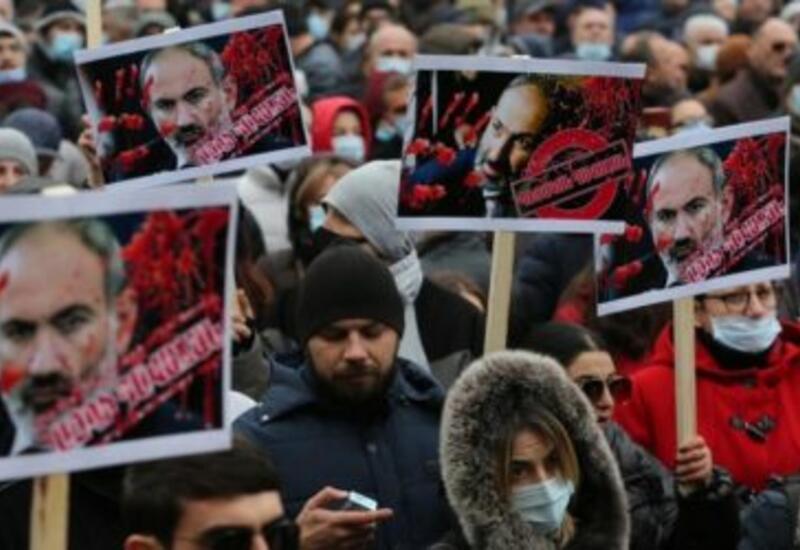 Армянская оппозиция продолжит акции протеста