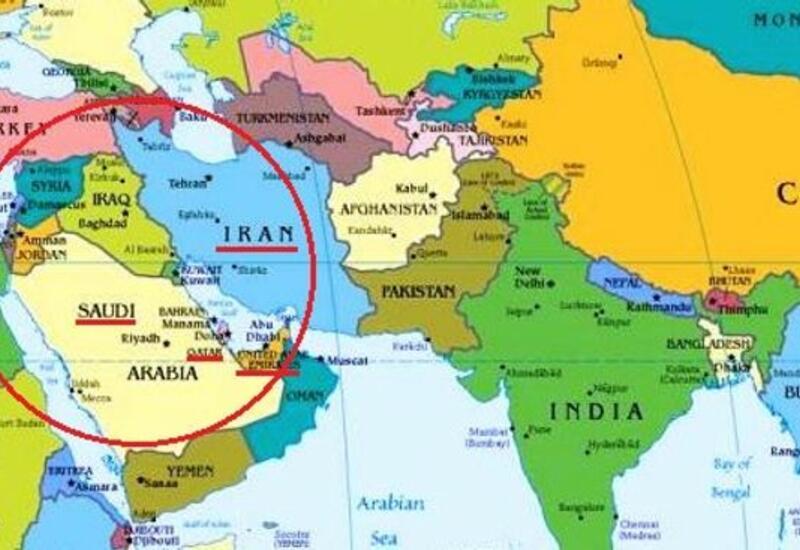В территориальных водах Ирана захвачено иракское судно
