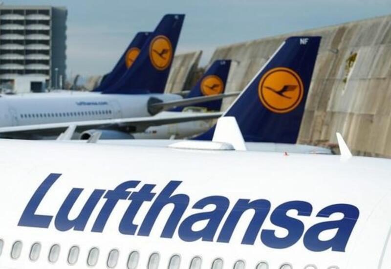 Lufthansa возобновит полеты из Германии в Азербайджан