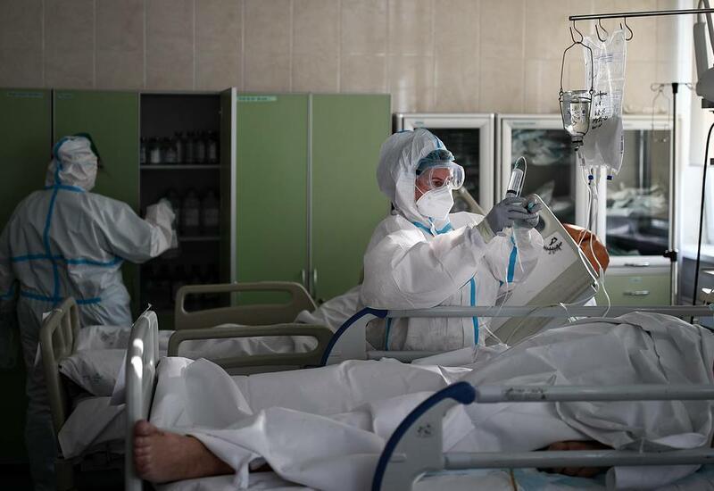 В России выявили 9 284 заразившихся коронавирусом за сутки