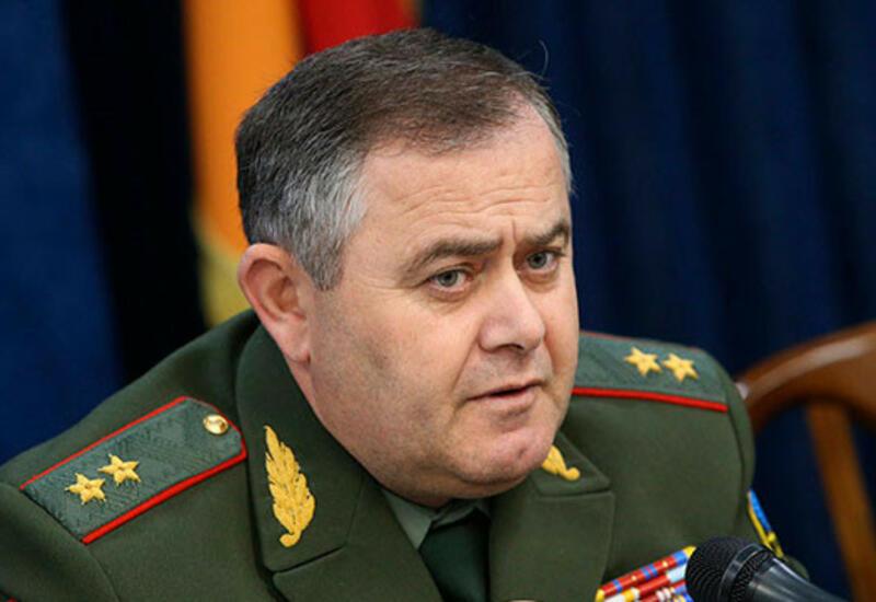Назначен новый начальник генштаба ВС Армении