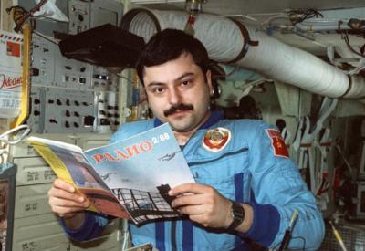 Азербайджанскому летчику-космонавту Мусе Манарову исполнилось 70 лет - ФОТО