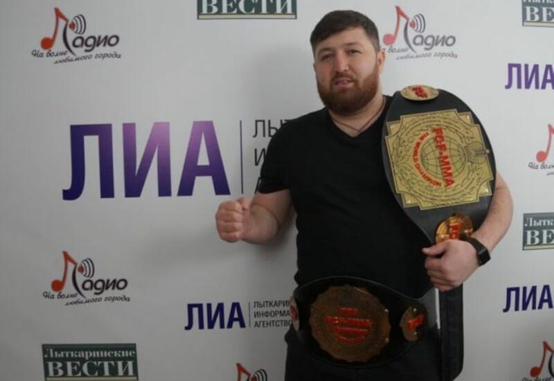 В России известный спортсмен убит в ресторане