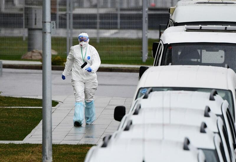 В России выявили более 17 тыс. случаев заражения коронавирусом за сутки