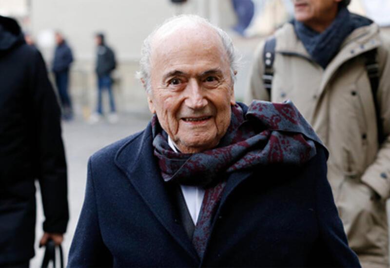 Бывшему главе ФИФА Блаттеру назначили новое отстранение от футбола