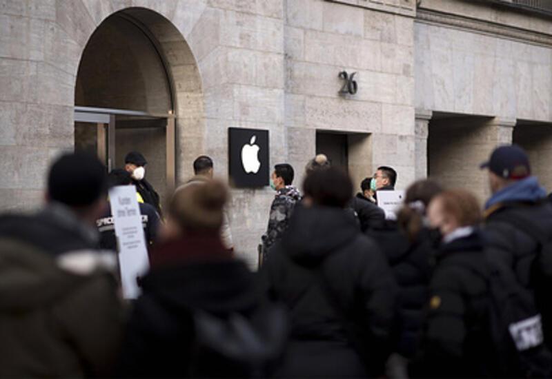 Apple выплатит штраф Samsung