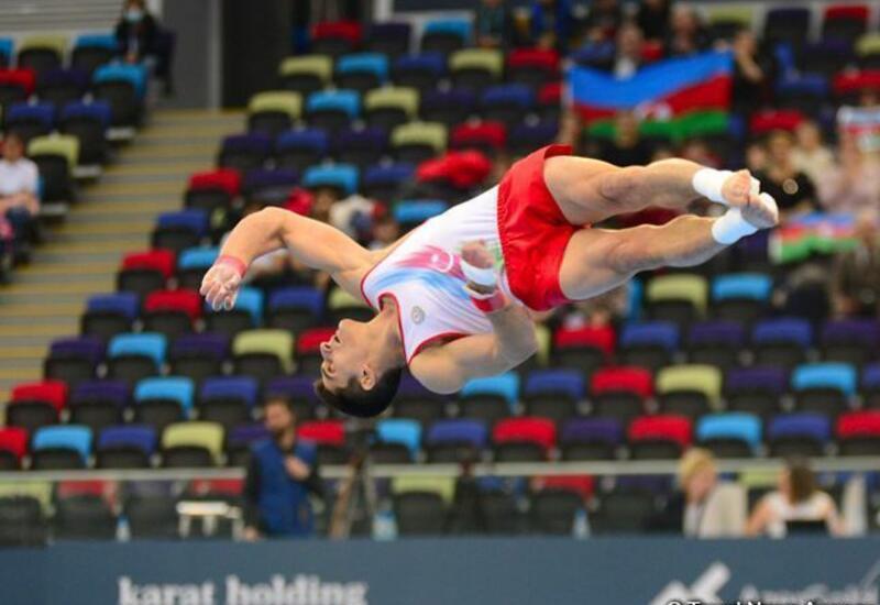 Назван состав сборной Азербайджана на чемпионате Европы в Швейцарии