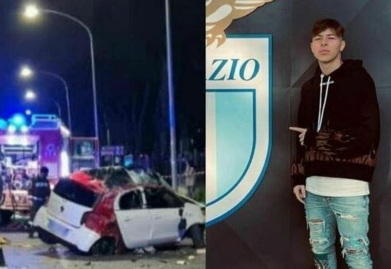 19-летний итальянский футболист погиб в результате ДТП