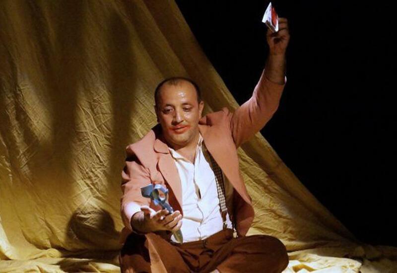 """Шовги Гусейнов участвует в фестивале """"Театр. Территория единения"""""""