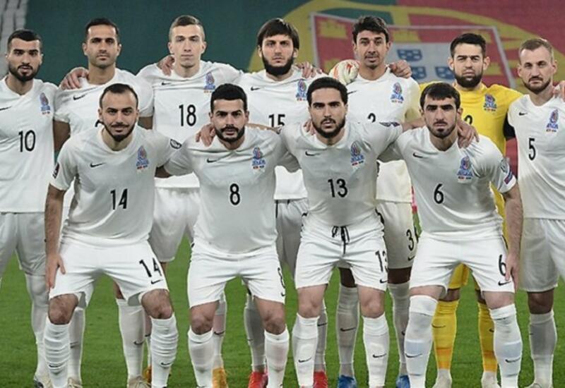 Сборная Азербайджана сыграет с командой Катара