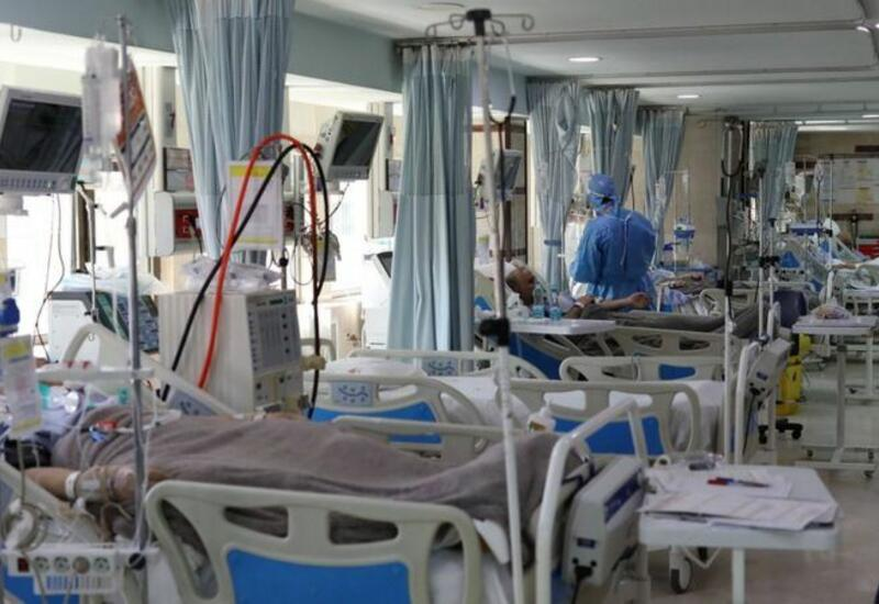 В Иране за сутки выявили более 8 тыс. инфицированных коронавирусом