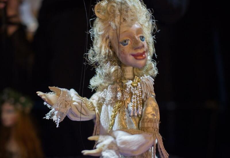 В павильоне Азербайджана на ВДНХ стартует фестиваль кукольных театров