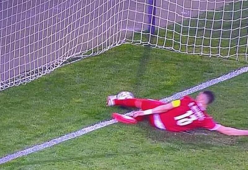 Судья извинился за незасчитанный гол Роналду в матче квалификации ЧМ