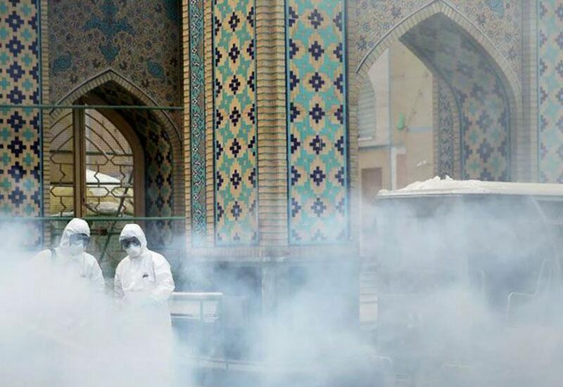 İranda koronavirusa yoluxanların sayı 1 855 674 nəfərə yüksəlib