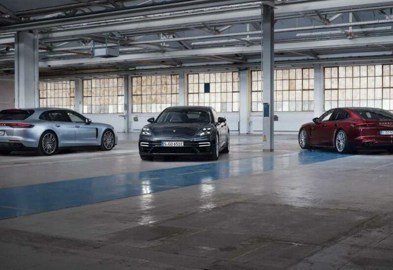 Porsche планирует выпустить Panamera нового поколения