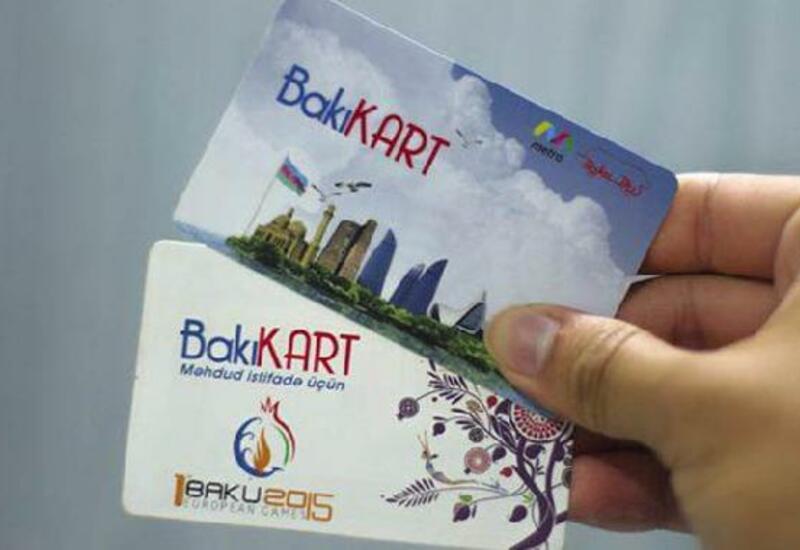 Еще один маршрутный автобус в Баку переходит на безналичную оплату проезда