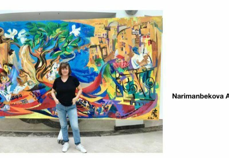Талантливые женщины в арт-проекте