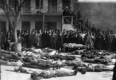 Годовщина геноцида азербайджанцев  – хроника армянских зверств