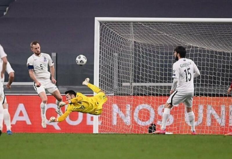 Сегодня Азербайджан сыграет с Сербией в Баку