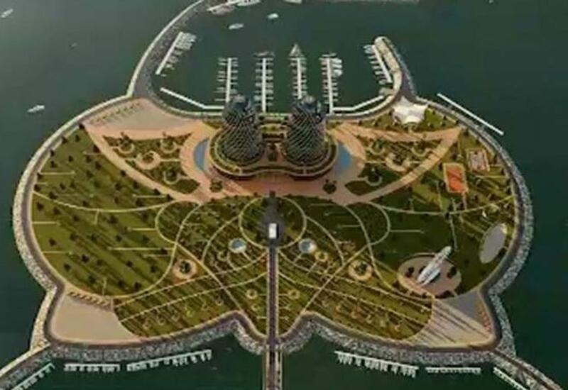 Иран создаст искусственный остров в Каспийском море
