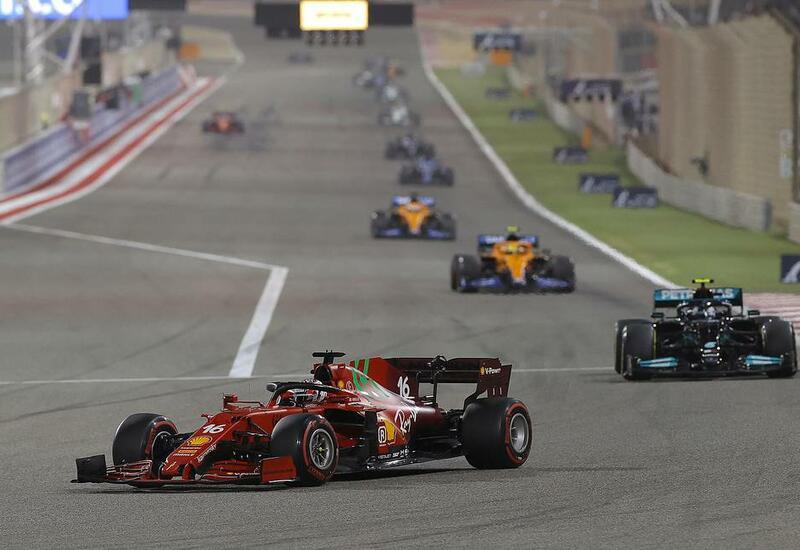 """На этапе """"Формулы-1"""" в Бахрейне выявили 12 случаев заражения коронавирусом"""