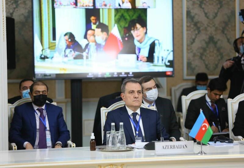 Джейхун Байрамов о региональных проектах по инициативе Азербайджана