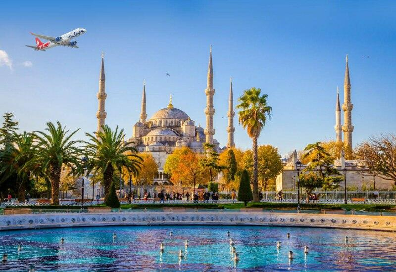 Buta Airways увеличивает частоту рейсов в Стамбул и Измир