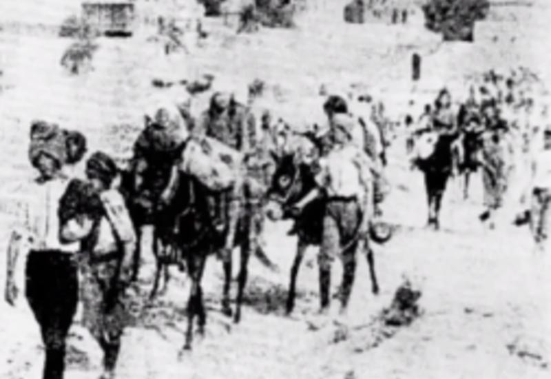 История переселения армян в Северный Азербайджан