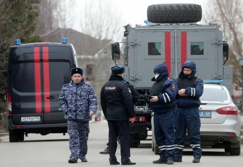 В доме устроившего стрельбу по силовикам в Подмосковье нашли склад оружия