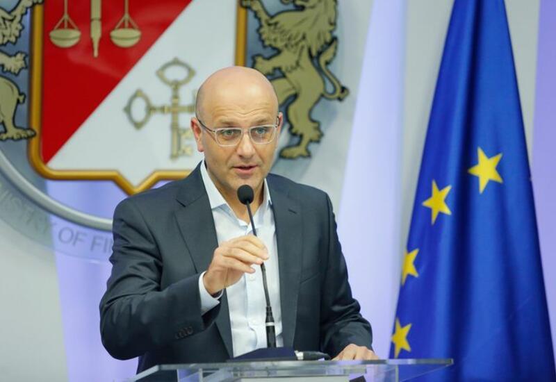 Вице-премьер Грузии Иванэ Мачавариани подал в отставку