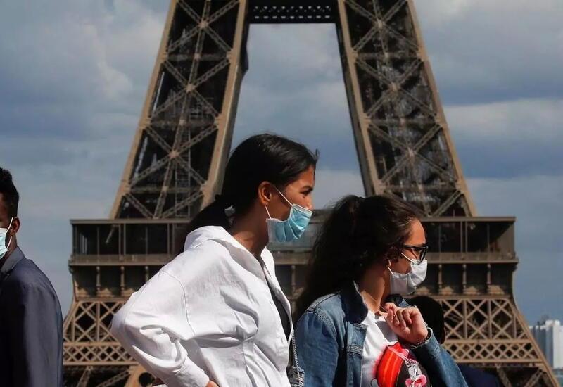 Число случаев заражения коронавирусом во Франции превысило 5 миллионов
