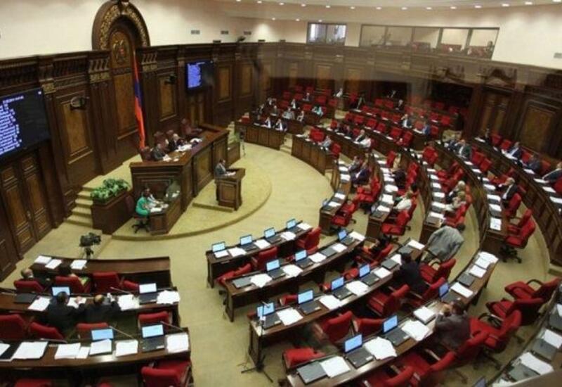 Вице-спикер парламента Армении случайно слил запись разговора с Пашиняном
