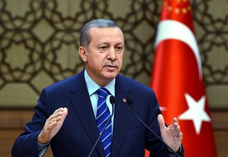 Эрдоган огласил цель антитеррористических операций Турции на севере Ирака