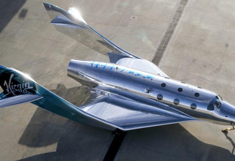 Virgin Galactic представила новый космолет