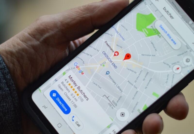 Google начнет предлагать экологичные маршруты