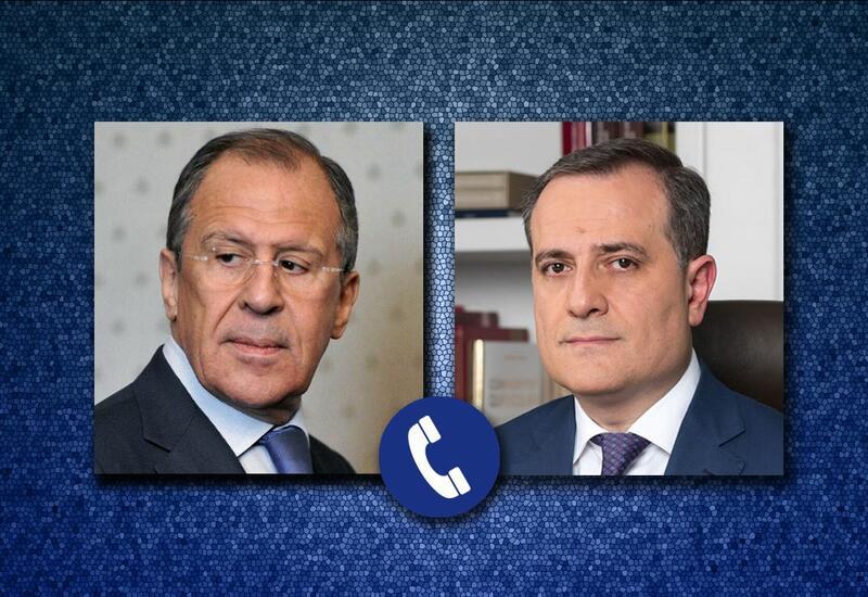 Лавров и Байрамов обсудили Карабах